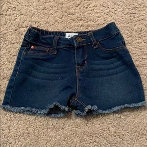 Hudson brand toddler shorts, size 4T